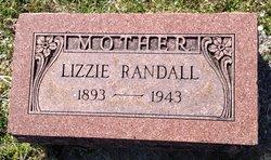 Lizzie Randall