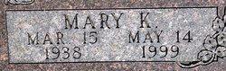 Mary Kathryn <I>Jarvis</I> Guthrie