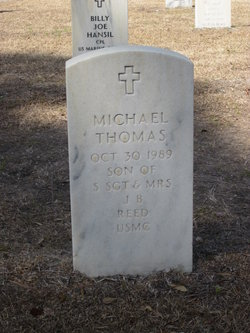 Michael Thomas Reed