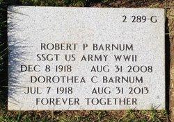 Robert Price Barnum