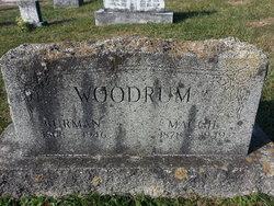 Margaret W. <I>Beasley</I> Woodrum