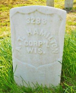 Corp Arthur D. Hamilton
