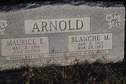 Blanch <I>Morton</I> Arnold