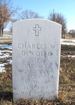 Charles William DeWolfe
