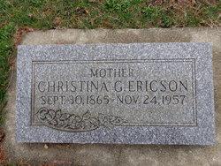 Christina Burns <I>Graham</I> Ericson