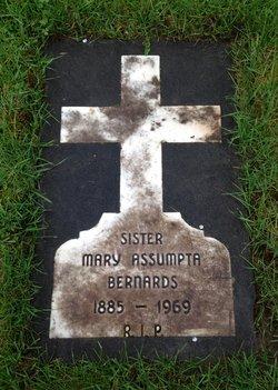 Sr Mary Assumpta Bernards