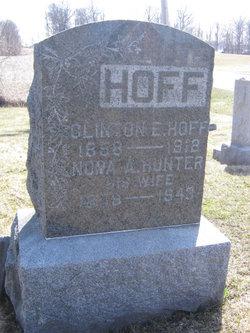 Clinton E. Hoff