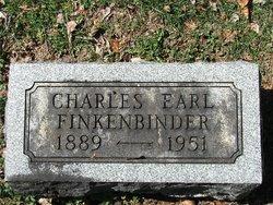 Charles Earl Finkenbinder