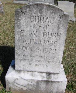 Ghral H. Bush