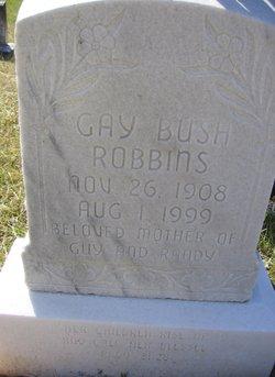Gay Nell <I>Bush</I> Robbins