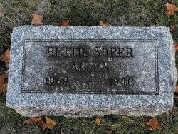 Bettie Soper <I>Allen</I> Allen