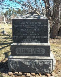 Matilda <I>Reid</I> Conover