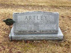 Jean Frances <I>Miller</I> Artley