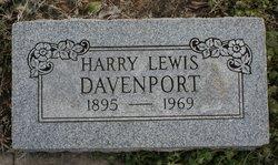 Harry Lewis Davenport