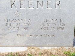 Pleasant A Keener