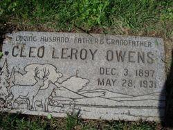 Cleo Leroy Owens