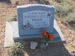 Marilyne Sue <I>Levy</I> Wilson
