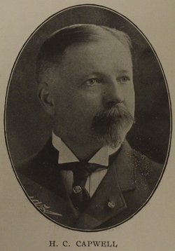 "Harris Cebert ""H.C."" Capwell"