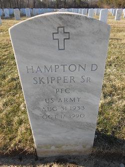 Hampton D Skipper
