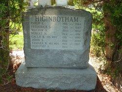 Lieut Philip E. Higinbotham