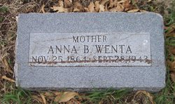 Anna Barbara <I>Drewicke</I> Wenta