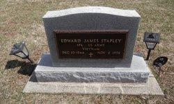 Edward James Stapley