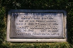 Bobby Lee Bilyeu