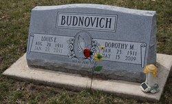 Dorothy Marie <I>Gritten</I> Budnovich