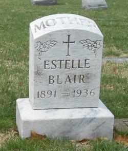 Estelle <I>Chartrand</I> Blair