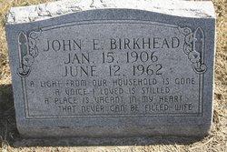 John E Birkhead