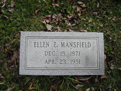 Ellen Elvira <I>Grow</I> Mansfield