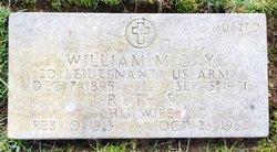 William M Gay