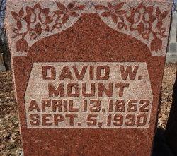 David Wills Mount