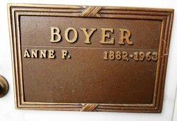 Anne Florence Boyer