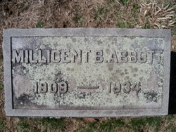 Millicent Barrett Abbott