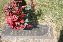 Sarah Louise <I>Brown</I> Bolling