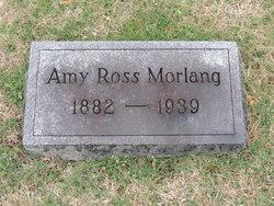 Amy Rose <I>Ross</I> Morlang