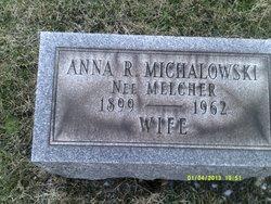 Anna R <I>Melcher</I> Michalowski