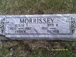 Joseph T Morrissey