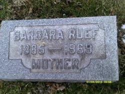 Barbara Ruef