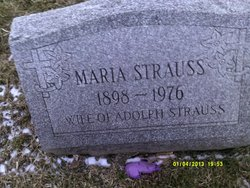 Maria Strauss