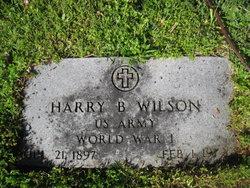 Harry B Wilson