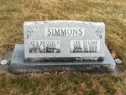 Lee Elijah Simmons (1884-1968) - Find A Grave Memorial