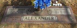"Constance Marie ""Connie"" <I>Barry</I> Alexander"