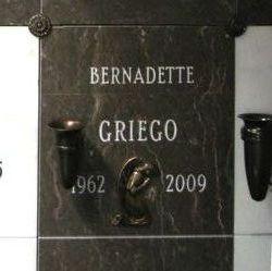 Bernadette <I>Lujan</I> Griego
