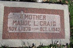 Maude <I>Lewis</I> Craig