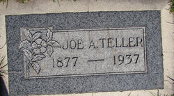Joe A Teller