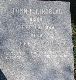John F Lindblad