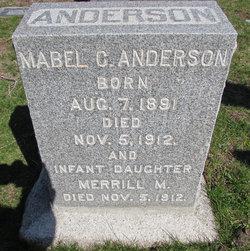 Mabel Clara Anderson