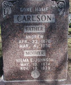 Hilma Elida <I>Johnson</I> Carlson
